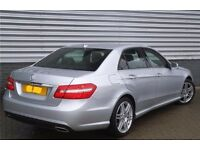 Mercedes-Benz E250 Cdi BlueEFFICIENCY Sport 4dr Tip Auto, Ready 4 Uber, PCO, Low Mileage, Full,2013.
