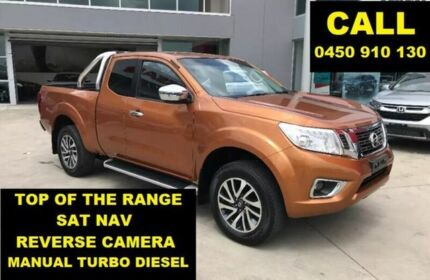 2017 Nissan Navara D23 Series II ST-X (4x4) Hornet Gold 6 Speed Manual King Cab Utility Ellenbrook Swan Area Preview