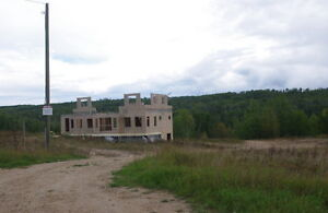Partially Developed Lot at Tanglewood Ridge North of Athabasca