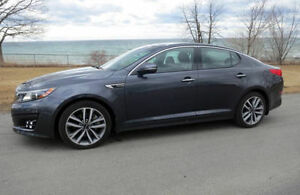 2014 Kia Optima Sx Turbo Sport Fully Loaded !