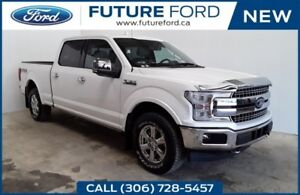 2018 Ford F-150 Lariat|MAX TRAILER TOW|FX4 OFF ROAD|360 CAMERA|S