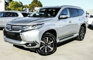 2015 Mitsubishi Pajero Sport QE MY16 Exceed Silver 8 Speed Sports Automatic Wagon Nunawading Whitehorse Area Preview