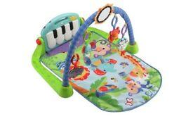 Fisherprice kick and play piano gym