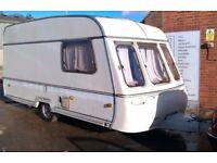 4 Berth Swift Touring Caravan