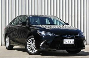 2015 Toyota Camry ASV50R Atara SL Black 6 Speed Sports Automatic Sedan Willetton Canning Area Preview