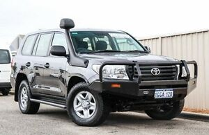 2012 Toyota Landcruiser VDJ200R MY12 GX Grey 6 Speed Sports Automatic Wagon Wangara Wanneroo Area Preview