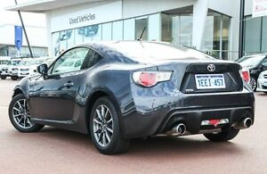 2013 Toyota 86 ZN6 GT Tornado Grey 6 Speed Manual Coupe Wangara Wanneroo Area Preview