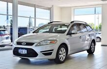 2012 Ford Mondeo MC LX Tdci Silver 6 Speed Direct Shift Wagon Morley Bayswater Area Preview