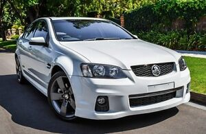 2011 Holden Commodore VE II SS White 6 Speed Manual Sedan Medindie Walkerville Area Preview