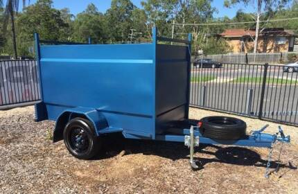 NEW ENCLOSED MARKET / LUGGAGE TRAILERS From: Broadbeach Gold Coast City Preview