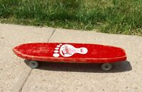 The original skateboard