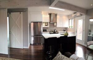 NDG, Renovated,5 1/2, Parking, Laundry,balcony,Quartz,Furnished