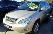 2005 Lexus RX330 SPORTS LUXURY Gold Automatic Wagon Lansvale Liverpool Area Preview