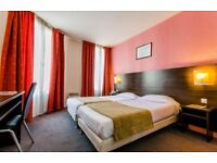 2 guest, 4 night holiday in Paris