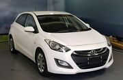 2013 Hyundai i30 GD Active White 6 Speed Sports Automatic Hatchback Elizabeth Playford Area Preview