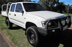 2005 Toyota Hilux TURBO DIESEL 4X4 DUAL CAB Ute Mount Lawley Stirling Area Preview