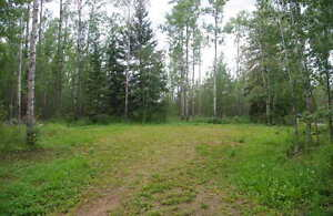 Get your own RV lot with power at Mystic Meadows near Athabasca