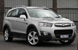 2011 Holden Captiva CG Series II 7 LX (4x4) Nitrate 6 Speed Automatic Wagon Oakleigh Monash Area Preview