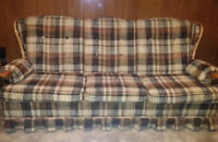 Solid Sofa And Swivel Rocker ***REDUCED**