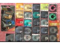 Mini Discs with cases in excellent condition