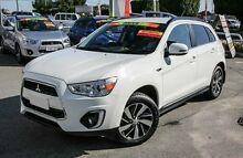 2014 Mitsubishi ASX XB MY15 LS 2WD White 6 Speed Constant Variable Wagon Embleton Bayswater Area Preview