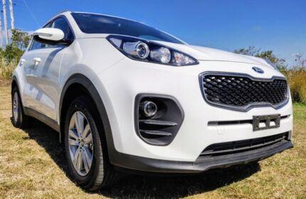2017 Kia Sportage QL MY17 Si 2WD Clear White 6 Speed Sports Automatic Wagon Mackay Mackay City Preview