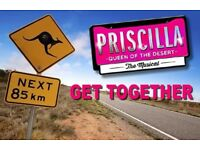 Open Evening and Audition Information for 'Priscilla, Queen of the Desert'