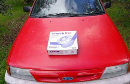 1993 Ford Laser Hatchback Lewiston Mallala Area Preview