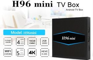 ANDROID TV BOX  2GB/16GB Android 7.1