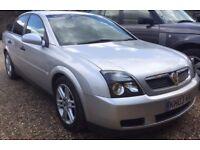 Vauxhall vectra 1.8, 2003