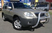 2006 Mazda Tribute MY2004 Limited Sport Gold 4 Speed Automatic Wagon Bungalow Cairns City Preview