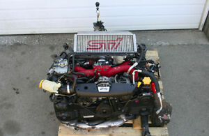 AVAILABLE JDM SUBARU ENGINES