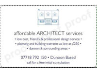 Affordable Architect Plans