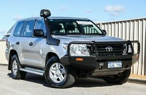 2014 Toyota Landcruiser VDJ200R MY13 GX Grey 6 Speed Sports Automatic Wagon Wangara Wanneroo Area Preview