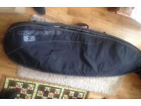 "Ocean & Earth Double Surfboard Bag 6'4"""