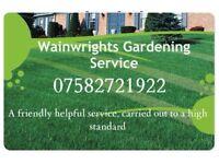 Gardening & Landscaping service. South Derbyshire