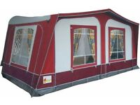 Caravan awning size 10 875-910
