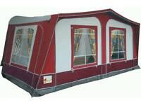 Caravan awning size 10 875-900
