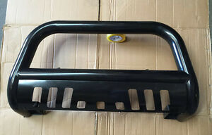 Black 3' Nudge Bar For   Nudge Bar For Ford Territory 2004 to 04/2009
