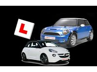 DRIVING LESSONS with FIRST GO driving school - DVANI approved male and female instructors
