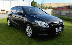 09 Hyundai i30 Hatch T/D Auto WITH NO DEPOSIT FINANCE O'Connor Fremantle Area Preview