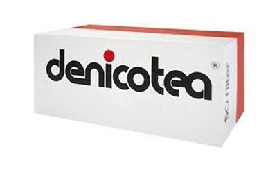 100 Stück (2 Packungen a 50 ) Denicotea Filter für Zigarettenspitzen + Pfeife
