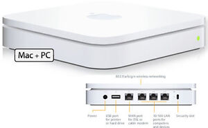 Apple router Airport extreme