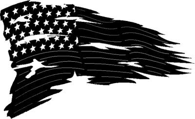 Cdr Dxf Files For Cnc Laser Cut Plasma Router Laser Waterjet American Flag