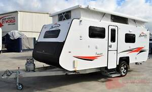 2015 Avan Frances Off Road Caravan - Never used! Full ensuite. Wodonga Wodonga Area Preview