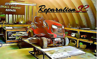 Lawnmowers,Chainsaws,Weed-eaters ect REPAIR (Welding & Fab)