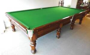 Full Sized Billiard Table Gympie Gympie Area Preview