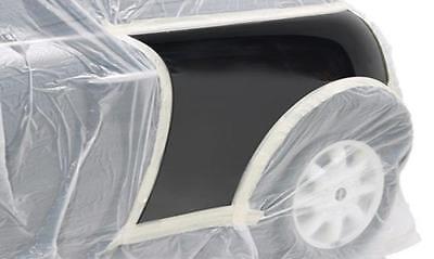 120 metre long Van Clear Static Masking Roll 5m x 120m poly sheeting cover mask