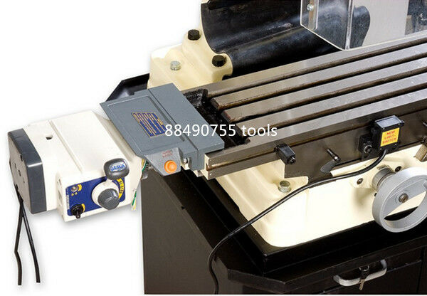 Best price ! ALSGS ALB-310 Horizontal 110V / 220V Power Feed Milling Feeder