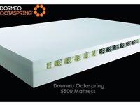 New!!! Dormeo Octaspring 5500 Super king size mattress 180x200 cm